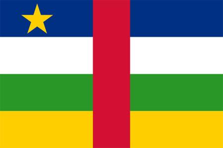 13 Centroafrica