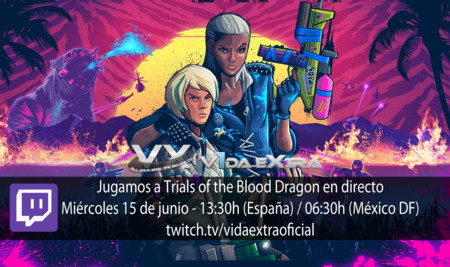 Jugamos a Trials of the Blood Dragon a las 13:30h (finalizado)
