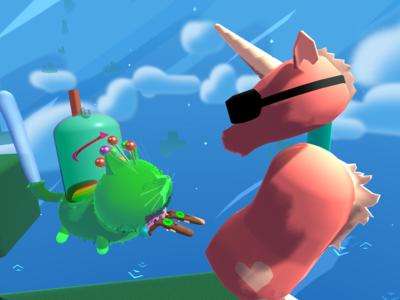 Fantastic Contraption es la excusa más creativa para que des el salto a la Realidad Virtual