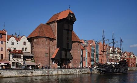 Grua Gdańsk
