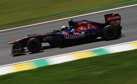 GP de Brasil F1 2011: Jaime Alguersuari, undécimo, a las puertas de los puntos
