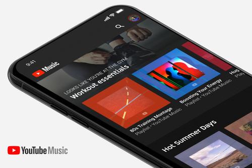 La preinstalación de YouTube Music en móviles Android es el último ataque de Google contra Spotify