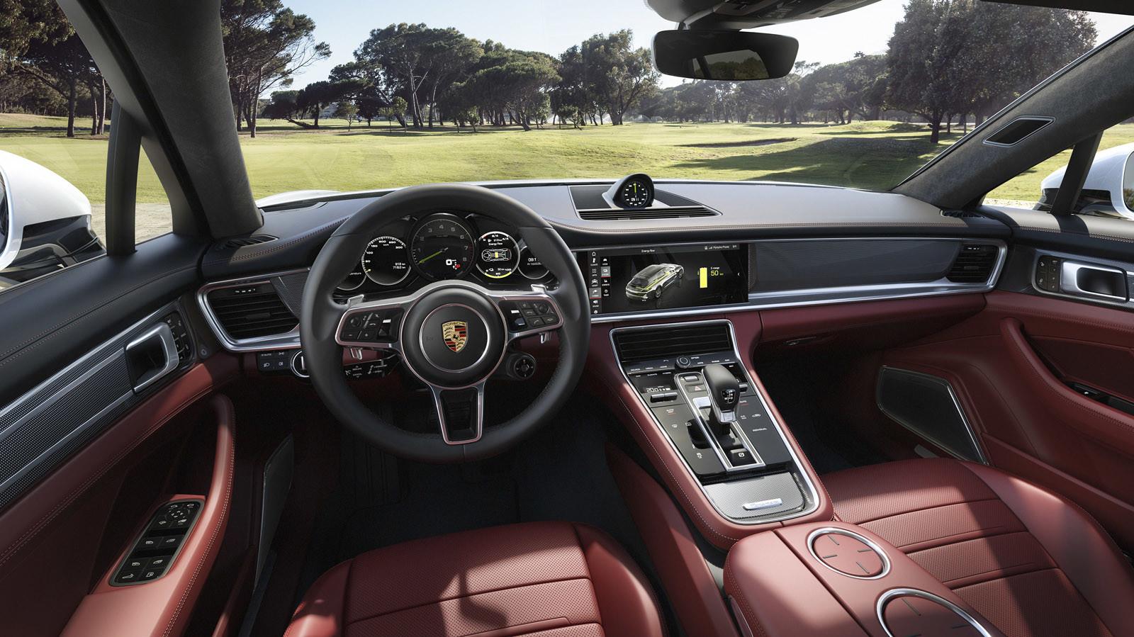 Foto de Porsche Panamera Sport Turismo, toma de contacto (44/75)
