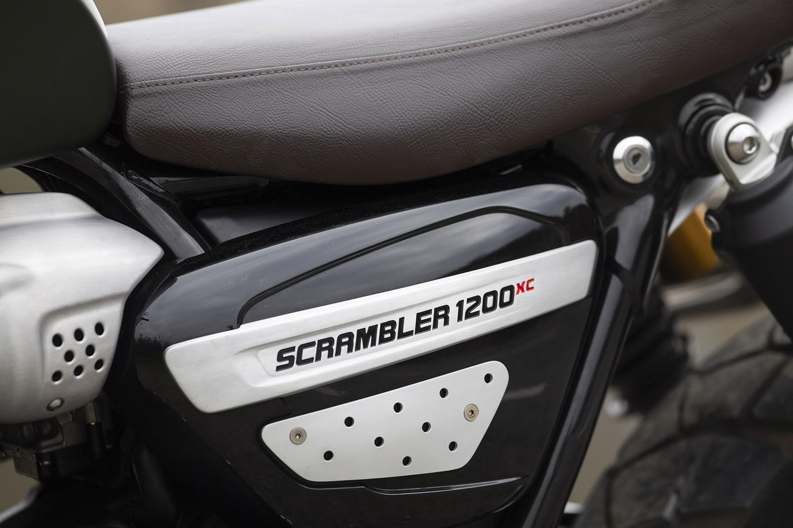 Foto de Triumph Scrambler 1200 XC y XE 2019 (33/91)