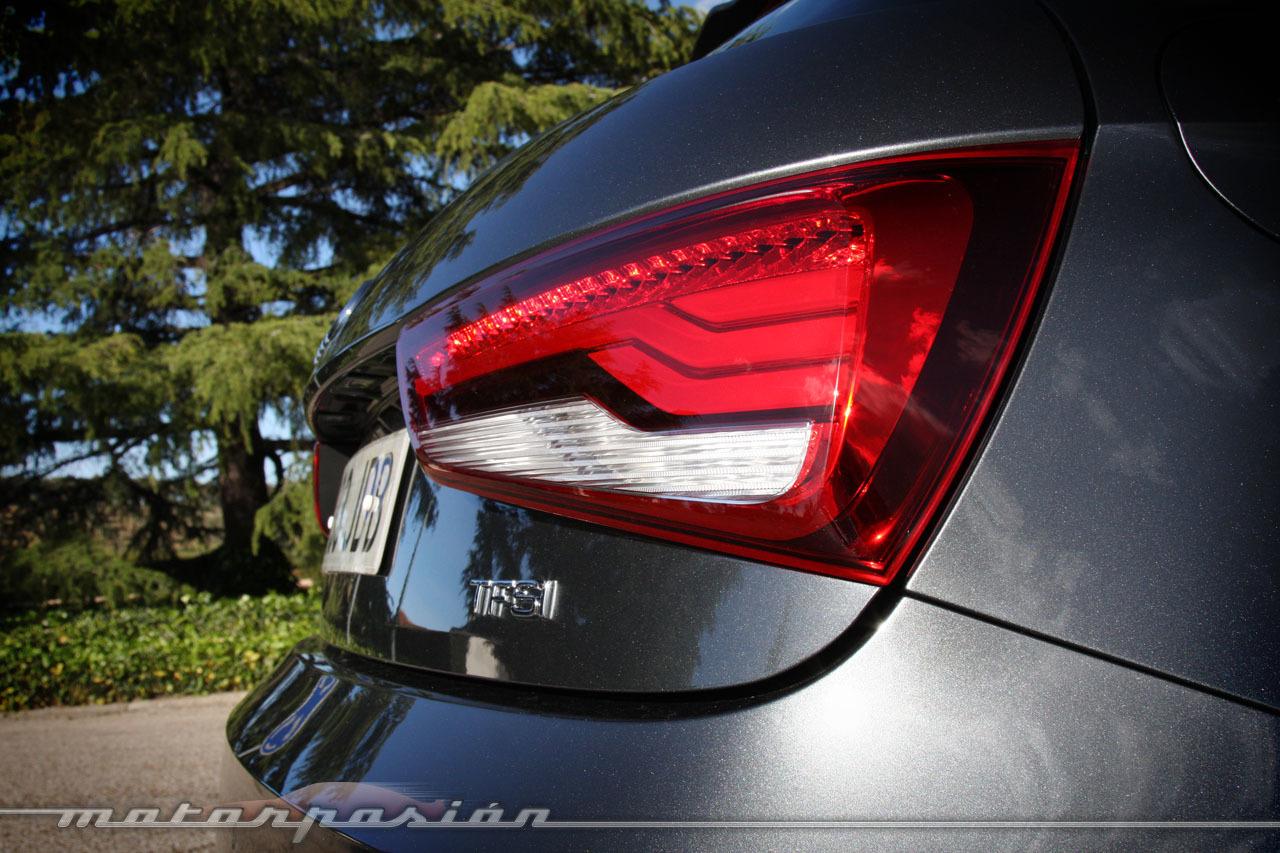 Foto de Audi A1 SportBack 1.4 TFSI CoD (prueba) (13/19)