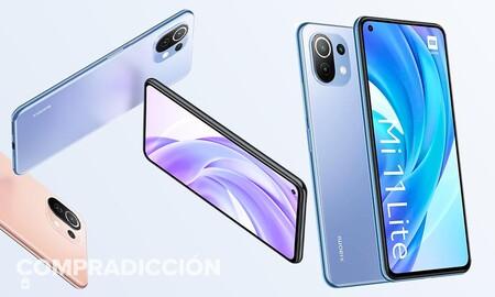 El reciente Xiaomi Mi 11 Lite de 128 GB está superrebajado en TecnoFactory Te Habla: puede ser tuyo por sólo 269 euros