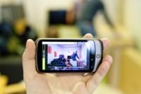El móvil y el vídeo, ¿amor no correspondido?