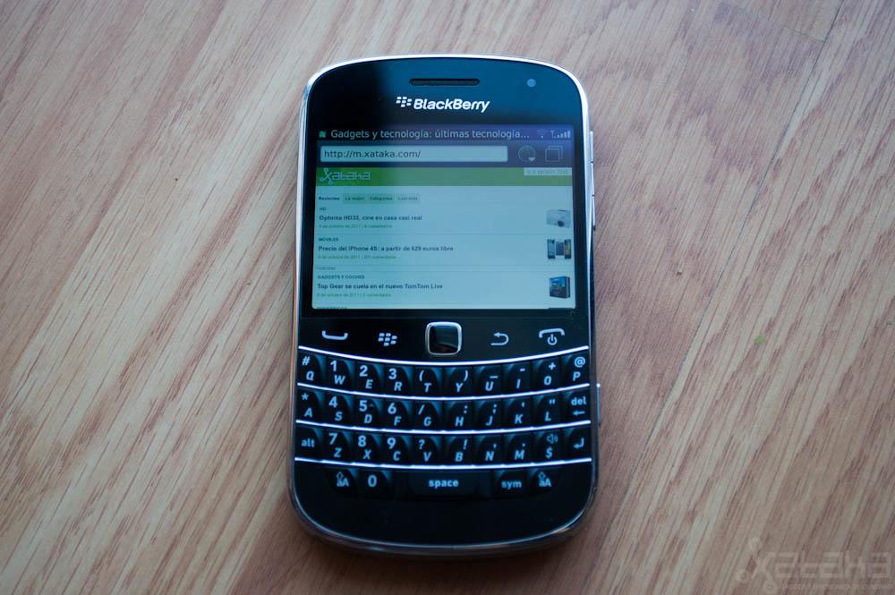 Foto de Blackberry Bold 9900, análisis (8/19)