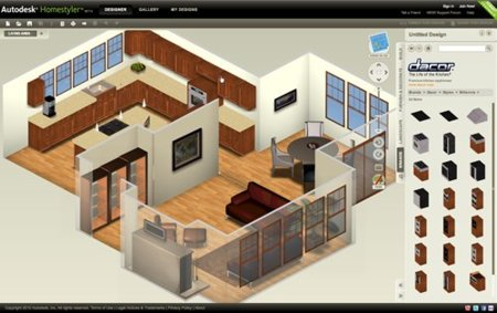 dise a tu casa con autodesk homestyler