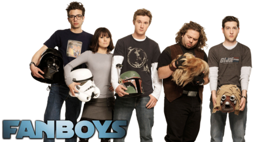 'Fanboys', Star Wars es la vida