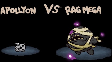 The Binding Of Isaac Afterbirth Plus Rag Mega