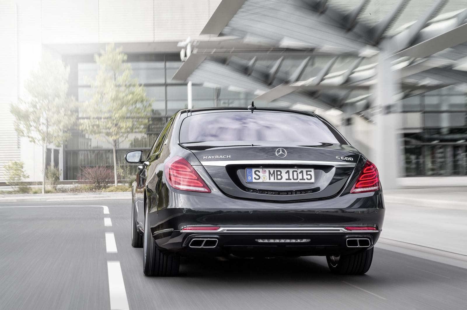 Foto de Mercedes-Benz Clase S Maybach (21/38)