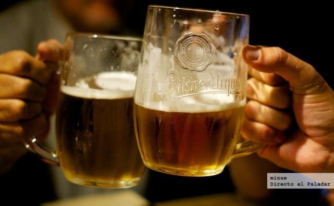 Historia de la cerveza pilsner urquell