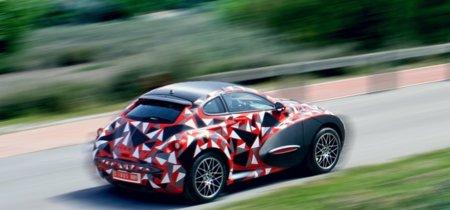 Velántur Cars prepara un eléctrico 'made in Spain' que te promete lujo y exclusividad