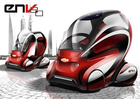 Chevrolet EN-V 2.0, un paso adelante en la tecnomovilidad