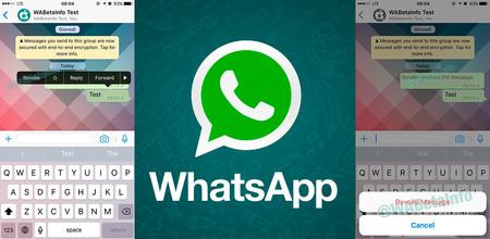 Si eres de los que se arrepiente de algunos mensajes mandados por WhatsApp, pronto podrás borrarlos