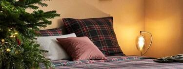 31 dormitorios especialmente decorados para Navidad que hemos visto en Instagram