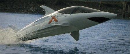 Conviértete en James Bond con el Seabreacher X