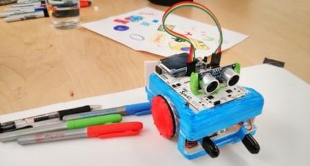 Sparki, un robot con alma Arduino para dummies