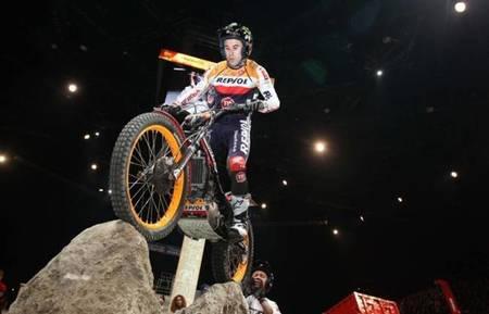 Pleno de victorias para Toni Bou en el Campeonato del Mundo de X-Trial. Albert Cabestany se hace con el subcampeonato