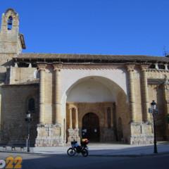 Foto 1 de 6 de la galería las-vacaciones-de-moto-22-fromista-santiago-de-compostela en Motorpasion Moto