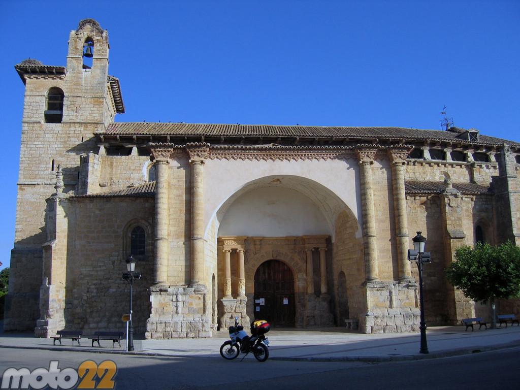 Foto de Las vacaciones de Moto 22, Frómista-Santiago de Compostela (1/6)