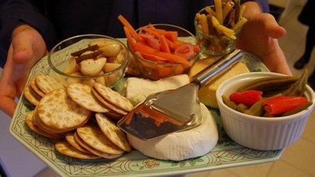 Elabora tus propios aperitivos para salvar la dieta