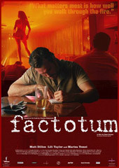 Trailer de 'Factotum'