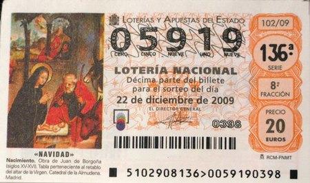 Gestha y sus recomendaciones absurdas sobre la venta de lotería premiada