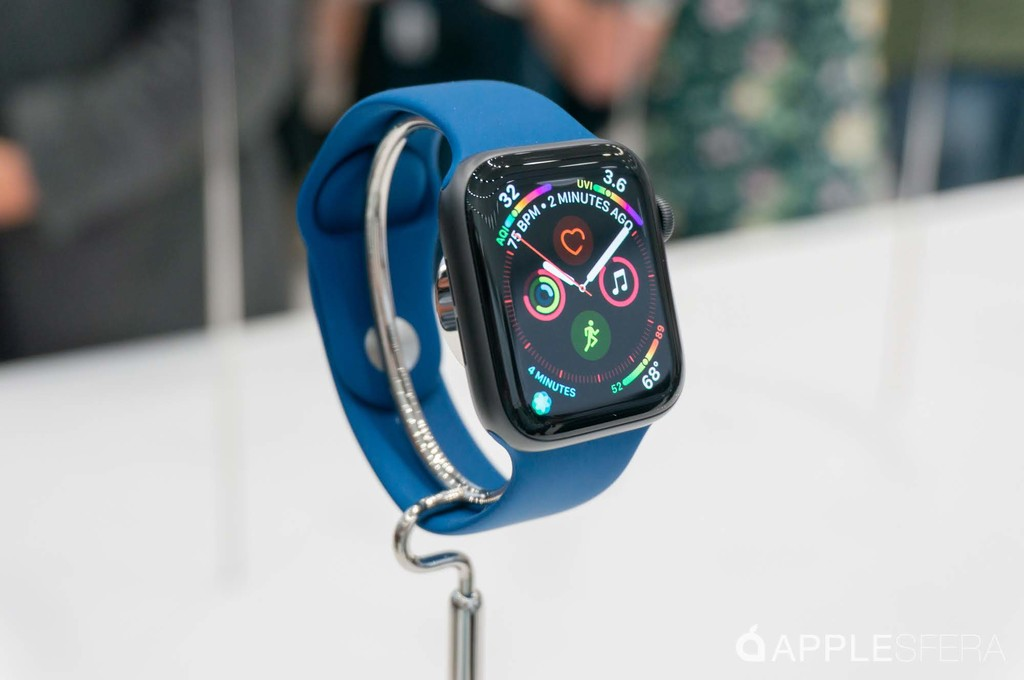Apple Watch Series 3 y Series 4 con 4G disponibles la próxima semana en España