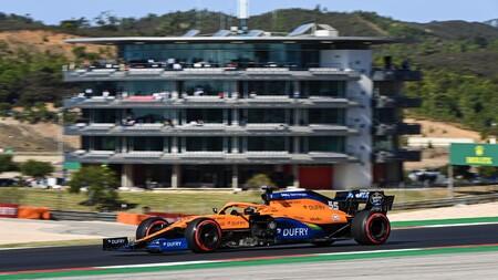 Sainz Portugal F1 2020