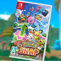 A menos de dos meses de la nueva clasificación de videojuegos en México, 'New Pokémon Snap' luce el nuevo diseño del etiquetado