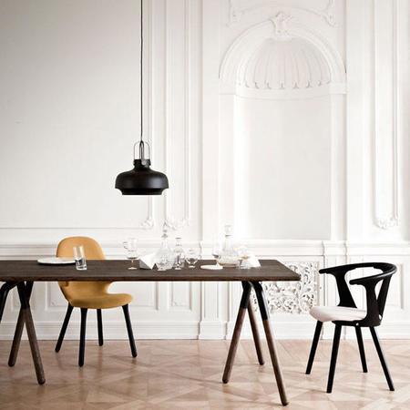 ¿Qué te parece el diseño de la The Copenhagen Pendant? ¿Te la pondrías en casa?