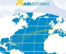 Comienza a volar Air Asturias