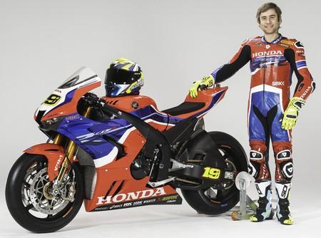 HRC presenta la decoración de la Honda CBR1000RR-R que pilotarán Álvaro Bautista... ¡y Jordi Torres!