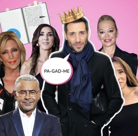 Docuserie Rocío Carrasco: Antonio David se proclama vencedor y 'Sálvame' deberá pagarle más de 80.000 pavos