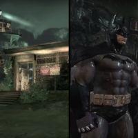 Un vídeo comparativo muestra cómo ha mejorado Batman: Return to Arkham