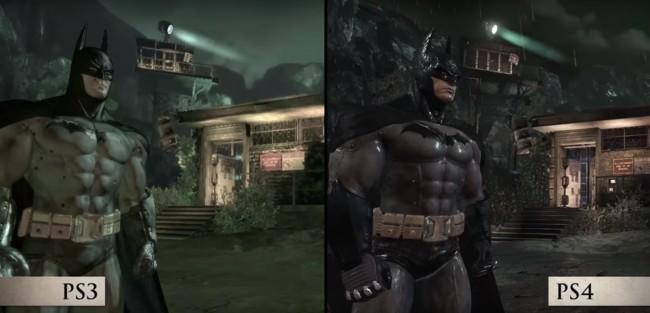 Batman Return To Arkham Batman
