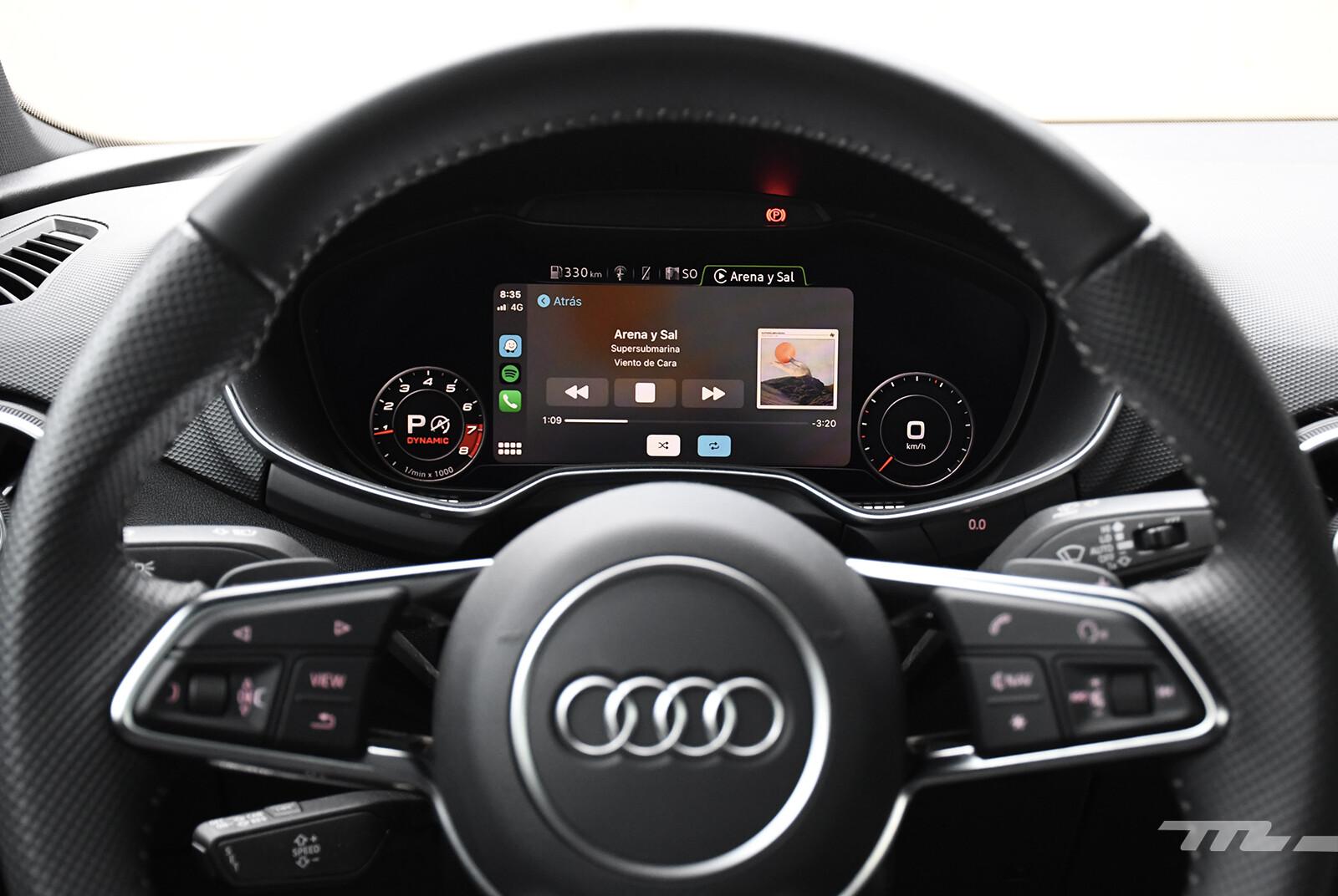 Foto de Audi TTS (prueba) (22/29)