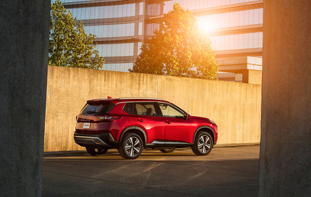 Nissan X Trail 2021 Mexico 5