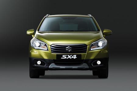 Suzuki SX4 (2013)