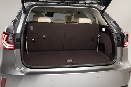 Lexus RX 450h L maletero