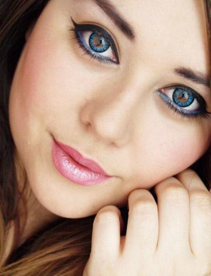 lentes de contacto de colores cul elegir y cmo usarlas - Lentilles Colores
