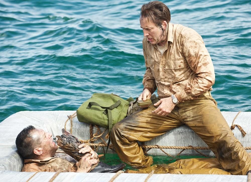 'USS Indianapolis: Men of Courage', tráiler del drama acuático con Nicolas Cage
