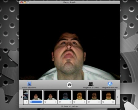 Pequeños trucos para Photobooth