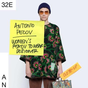 Gucci convierte a sus diseñadores internos en modelos para su Pre-Colección de Primavera 2021