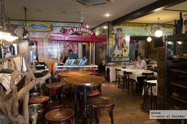 La Malquerida, una curiosa taberna española en Valencia