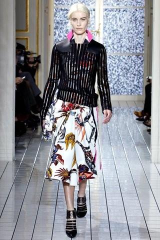 Balenciaga Otoño-Invierno 2011/2012 en la Semana de la Moda de París