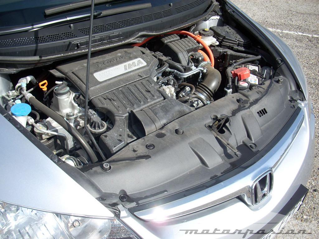Foto de Honda Civic Hybrid (prueba) (10/40)