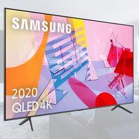 Si quieres disfrutar de una smart TV bestial a un precio muy ajustado MediaMarkt te deja las 75 pulgadas de la Samsung 75Q60T por 999 euros